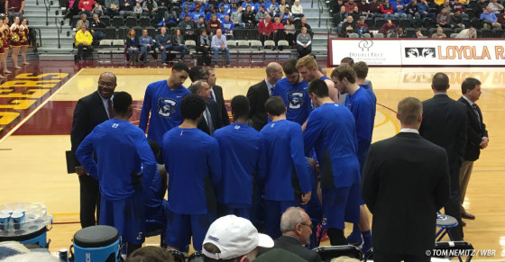 Creighton Digs Early Hole, Fails to Finish Late in Loss to Loyola