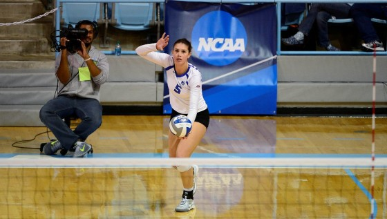 Creighton Volleyball Ends Coastal Carolina Winning Streak, Moves on to Tussle With Tar Heels
