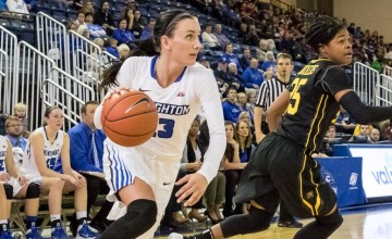 All-Big East guard Marissa Janning will miss remainder of 2015-16 season