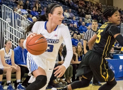 In Wake of Injury, Creighton's Marissa Janning Appreciative of Support From Basketball Community