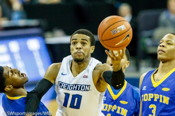 Photo Gallery: Creighton Men's Basketball Hits Century Mark Against Coppin St.