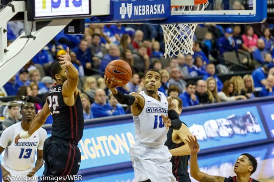 Photo Gallery: Creighton Men's Basketball Runs Away From IUPUI