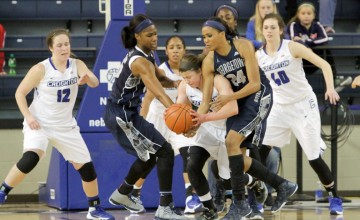 Creighton's Offense Frustrated by Georgetown's Length in 57-44 Loss