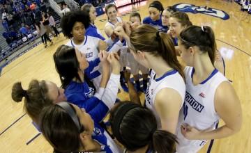 Photo Gallery: Creighton Women's Basketball Falls to Georgetown
