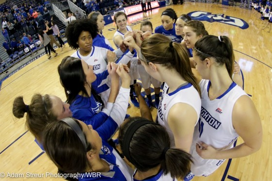 Photo Gallery: Creighton Women's Basketball Falls to Georgetown