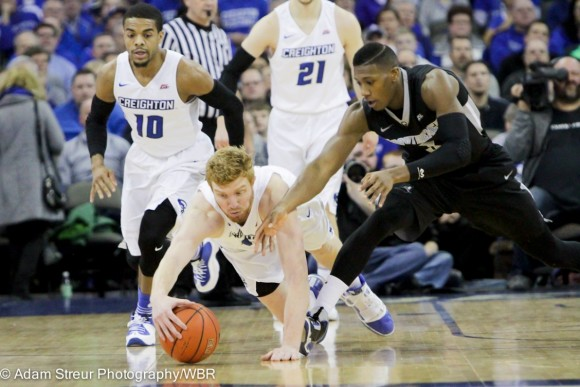 Photo Gallery: Creighton Men's Basketball Falls to Providence