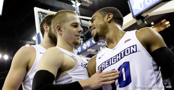 Photo Gallery: Creighton Men's Basketball Upsets #18 Butler