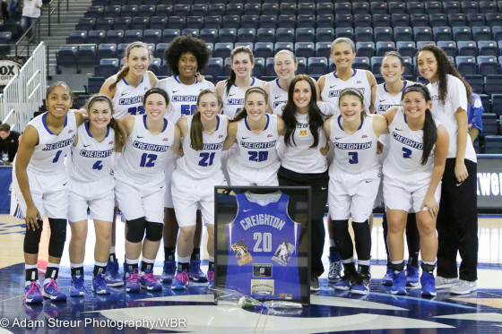 Photo Gallery: Creighton Drops Senior Day Game to Nationally Ranked DePaul