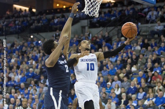 Photo Gallery: Creighton Men's Basketball Upsets #4 Xavier