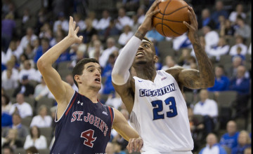 Creighton Hits the Century Mark in Senior Day Blowout of St. John's