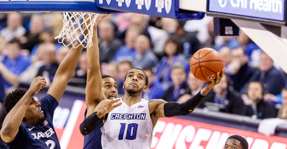 Morning After: Creighton 70, #5 Xavier 56