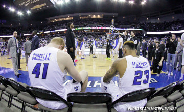 Creighton's Season Ends With 88-82 Loss to BYU in NIT Quarterfinals