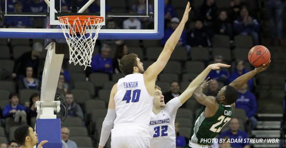 Morning After: Creighton Uses Height Advantage to Steamroll Wagner in Second Round of NIT, 87-54