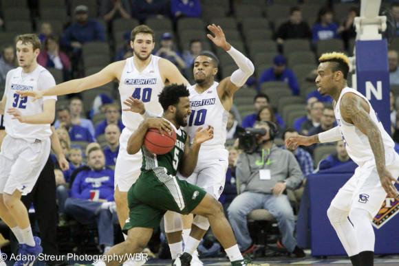 Photo Gallery: Creighton Men's Basketball Wins Big Over Wagner