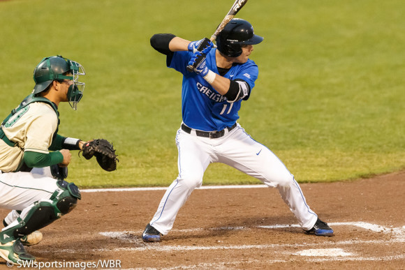 Crawford's Blasts Help Bluejays Set up Rubber Match with Jacksonville