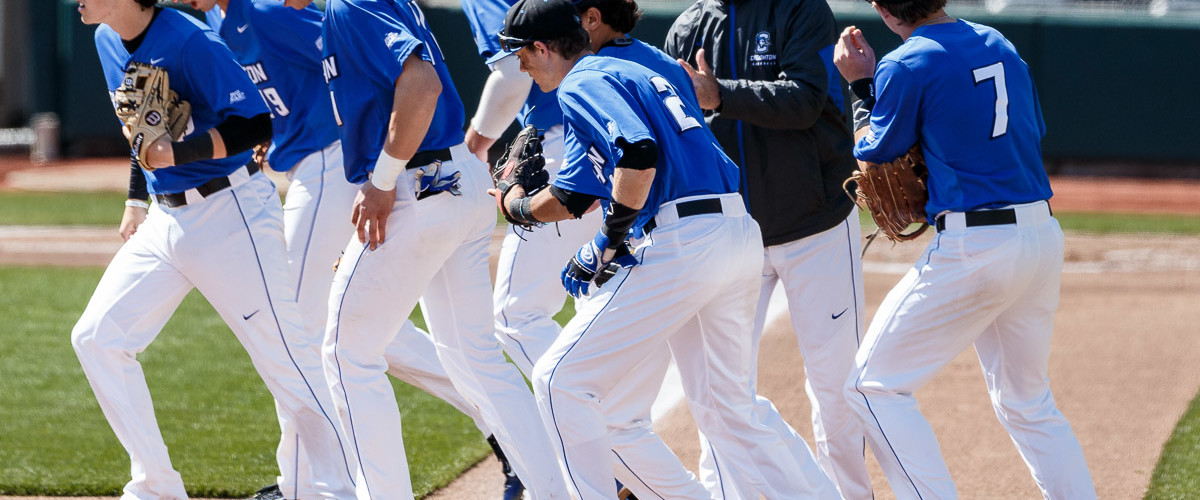 Lacy Gets Just Enough Run Support to Lead Creighton Past Butler