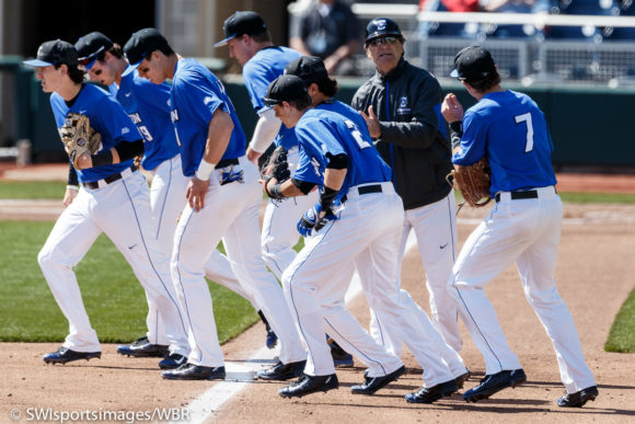Creighton's Offense Comes Alive in Middle Innings to Clinch Series Win Over Seton Hall