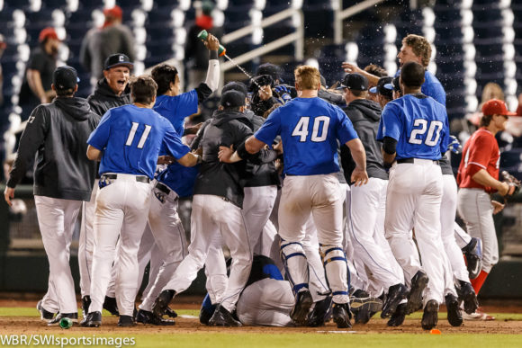 Murray's Walk-off Gets 'Big Red' Monkey Off Creighton's Back