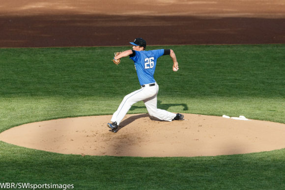 Photo Gallery: Creighton Baseball Falls to Nebraska in Series Finale
