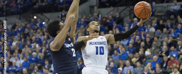 Watson, Jr. Hits The Airwaves To Talk About Return to Creighton