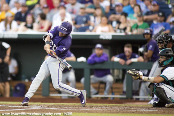 Photo Gallery: TCU Over Coastal Carolina in CWS
