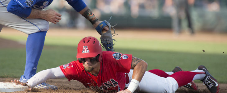 Photo Gallery: Arizona Sends Gauchos Home From CWS