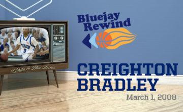 Bluejay Rewind: Jays vs Bradley (03/01/2008)