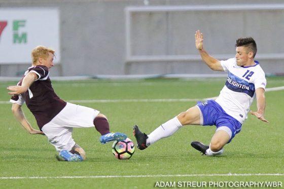 Photo Gallery: Creighton Men's Soccer Defeats Missouri St. in Exhibition