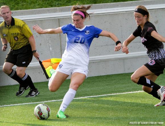 Lauren Sullivan Driven to Get Senior Season Off to Strong Start