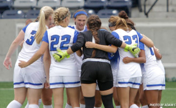 Creighton Newcomers Make a Splash in Rainy Season-Opening Win Over Iowa