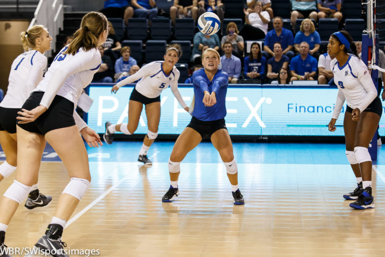 Lauren Smith and Creighton Dominate in Sweep of St. John's