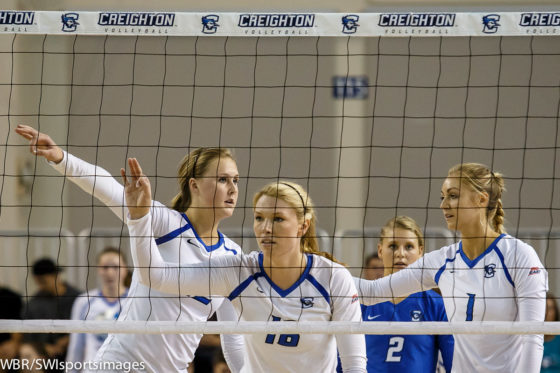 Creighton Finishes 18-0; Historic Run Ends Bluejays' Regular Season