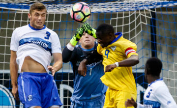 Bluejays Dominate in 3-0 Win vs. UMKC