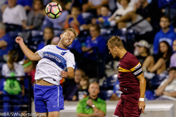 Creighton Ends Loyola-Chicago's Scoreless Streak in 3-0 Win