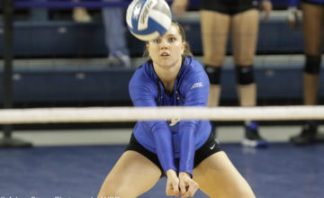 Ballenger, Wilkinson help Creighton Sweep Their Way Into Showdown With Top-Ranked Huskers