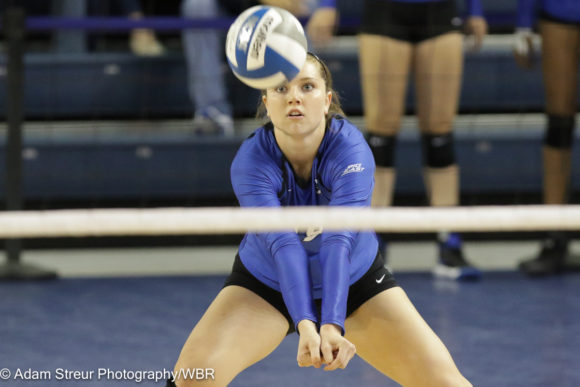 Morning After, Volleyball Edition: Jays Dominate #3 Washington in Top Ten Battle
