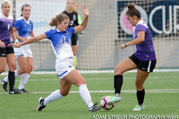 Lapses in the Box, on Offense and Defense, Cost Jays a Win Against K-State