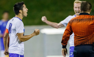 Photo Gallery: Creighton Men's Soccer Back on Winning Track Against Marquette