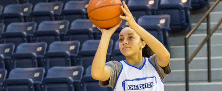 With Redshirt Year Behind her, Creighton's Jaylyn Agnew Prepares to Crack Experienced Rotation