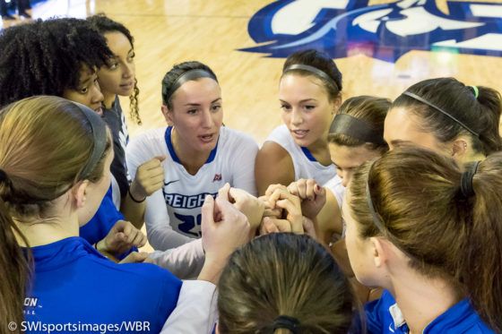 Creighton Women's Basketball Rolls to Exhibition Victory