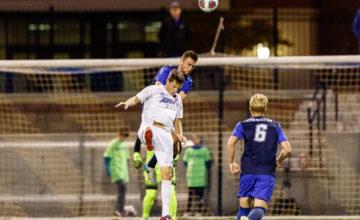 Photo Gallery: Creighton Men's Soccer Advances in 2016 NCAA Tournament Over Tulsa