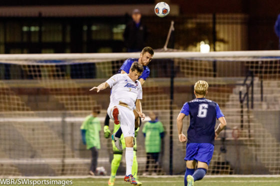 Photo Gallery: Creighton Men's Soccer Advances in 2016 NCAA Tournament Over Tulsa
