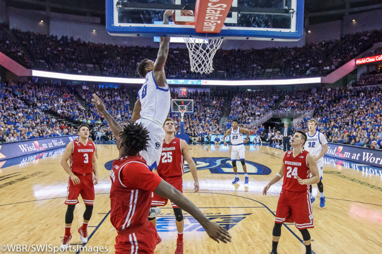 Highlight Reel: #22 Creighton 79, #9 Wisconsin 67