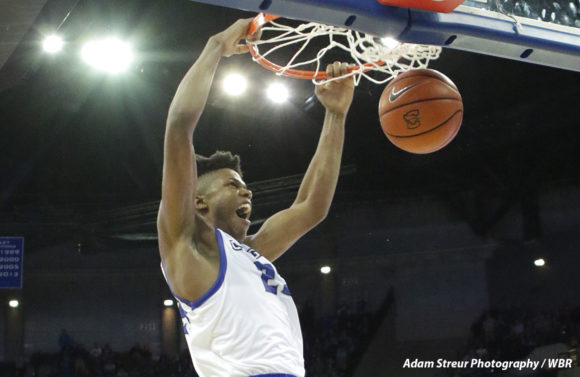 Creighton Seeded Sixth in Midwest, Plays Rhode Island on Friday