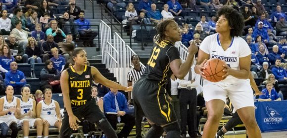 """Creighton relies on a little """"Bri-fense"""" to close out win over Drake"""