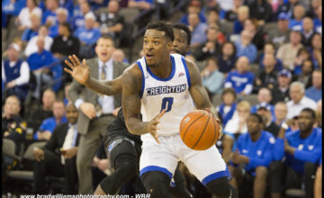 Photo Gallery: #10 Creighton Men's Basketball Pulls Away from Buffalo