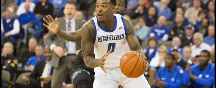 Photo Gallery: #10 Creighton Men's Basketball Pulls Away from Buffalo