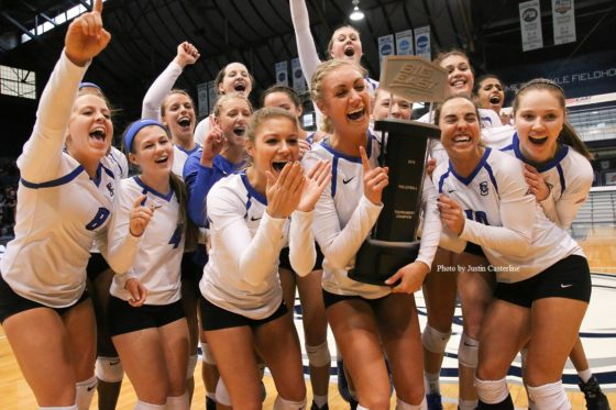 Creighton Sweeps Scrappy Xavier Side to 'Three-Peat' as Big East Tournament Champions