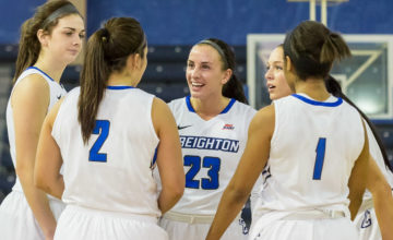A little faith and some clutch shooting 'Works' for Creighton in an overtime win over Georgetown