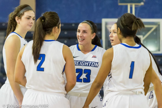 Shooters Find Their Missing Touch as Creighton Pulls Away Late Against Kansas